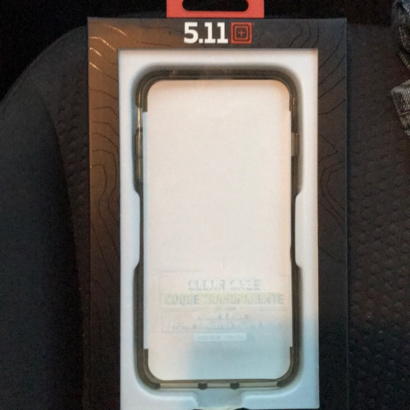 quality design 4375e 2d15d NWT Griffin 5.11 Clear IPhone 6+\6s+\7+\8+ Case NWT